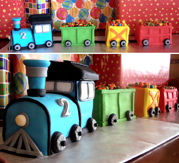 Cake With Train Design : Train Cakejpg Cake Ideas and Designs